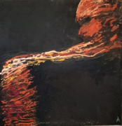 tableau personnages john coltrane : JOHN COLTRANE - Fusion