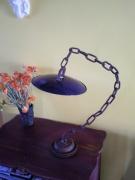 deco design autres chaine lampe design loft : Lampe serpent 2