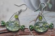 """bijoux autres bijou oriental bijou avec perles fl boucle d oreill bijou precieux : Boucles d'oreille """"Douceurs Orientales"""" avec cabo"""