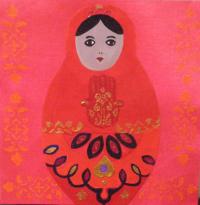 demoiselle marocaine