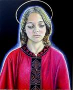 tableau personnages jesus christ aldehy messiah : Jésus enfant.