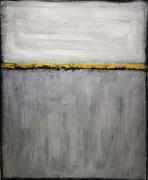 tableau abstrait tableau abstrait gris : Grey