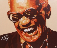 "RHYTHM AND BLUES 2  "" RAY CHARLES """