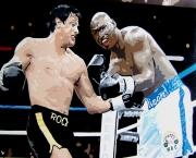 tableau sport cinema sylivester stallone rocky boxe : ROCKY BALBOA