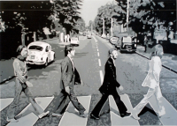 """THE BEATLES """" ABBEY ROAD """""""