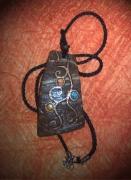 bijoux autres noix de coco arabesque peinture : arabesque