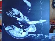 tableau personnages : la guitare