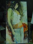 tableau personnages : jeune fille