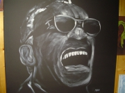 tableau personnages : Ray Charles