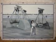 tableau personnages : Les quais