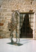 sculpture : L'hippocampe
