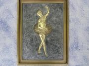 tableau : La danseuse