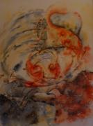 tableau : Le cor - Alfred de Vigny