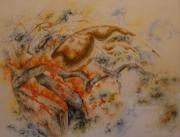 tableau : Les sanglots longs des violons - Paul Verlaine