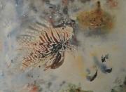 tableau autres aube cormost poisson rascasse : La Rascasse