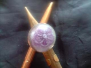 bijoux autres bague resine violette : Bague violette