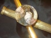 bijoux marine bague coquillage resine : Bague océan