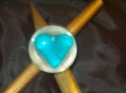bijoux autres bague resine bonbon : Bague petit coeur