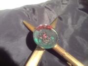 bijoux autres bague resine cuivre : Bague cuivrée