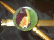 bijoux autres bague resine automne : Bague automne