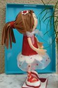 autres personnages poupee fofuchas danseuse etoiles chausson de danse : danseuse étoiles
