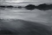 tableau paysages loire paysage ciel fleuve : Sur la Loire