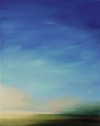 tableau abstrait ciel lumiere paysage couleur : Ciel