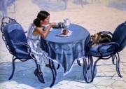 tableau : Le petit déjeuner
