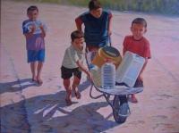 Les porteures d'eau