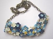 bijoux : L'océan est en fleur...
