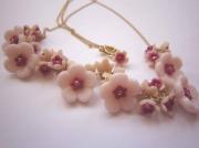 bijoux : Hibiscus...