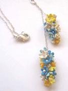 bijoux : Fairy glycine...