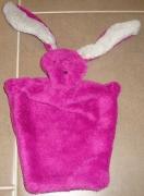 art textile mode autres doudou lapin doux : Doudou tout dou