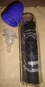 ceramique verre animaux elephant biberon verre eau : Eléphant biberon