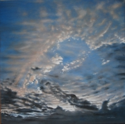 tableau autres nuance nuages bonheur : cumulus 1