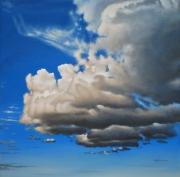 dessin autres entre dans les nuages : cumulus 2