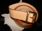 artisanat dart ceinturon cuir cousu main artisanal : ceinturon