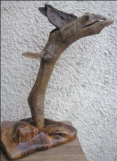 """sculpture autres : """"dargol"""""""