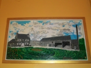 tableau architecture maison propriete paysage nature : N° 79 Propriété 14 ( Offrez-Vous Votre Propriété )