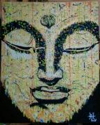 tableau personnages bouddha zen personnages bouddha zen grande s : N° 124 Bouddha Zen Grande Sagesse