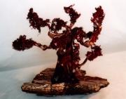 sculpture paysages bonsai arbre plexiglas sculpture : Bonsaï