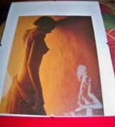 ceramique verre nus nus gravure verre femme : gravure sur verre