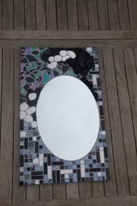 Miroir noir (VENDU)