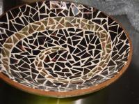 Coupe irisée (VENDU)