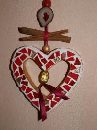 Coeur Cannelle (VENDU)