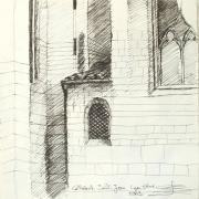 tableau : La cathédrale St Jean