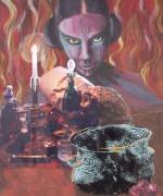 mixte : La sorcière