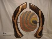 sculpture : GONG