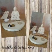 sculpture personnages sculpture bouddha porte encens bouddha sculpture d art pierre esoterique : sculpture argile bouddha