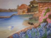 Petite île bretonne